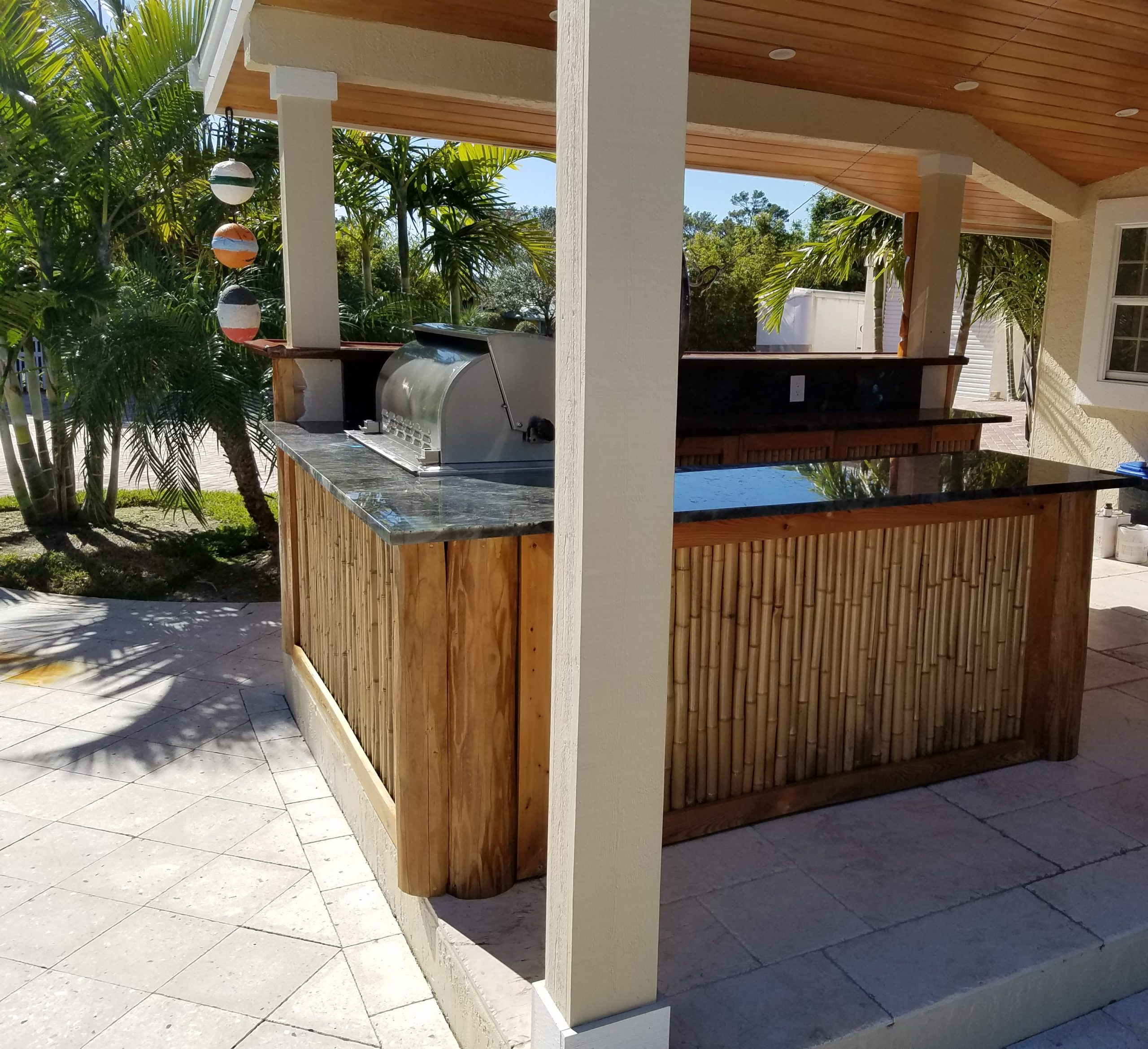 7GUYTON Custom Outdoor Cabinetry 6