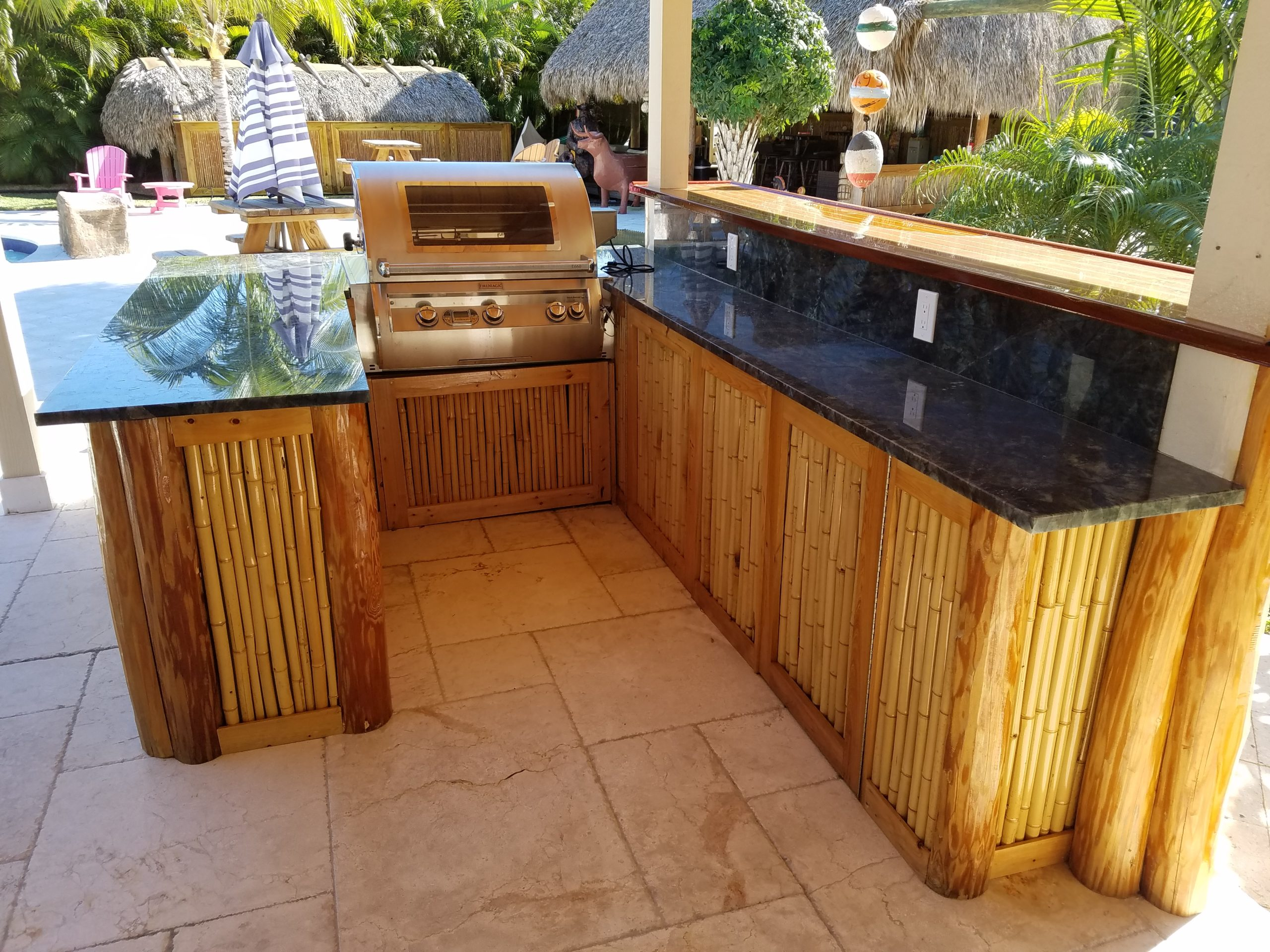 GUYTON Custom Outdoor Cabinetry 5