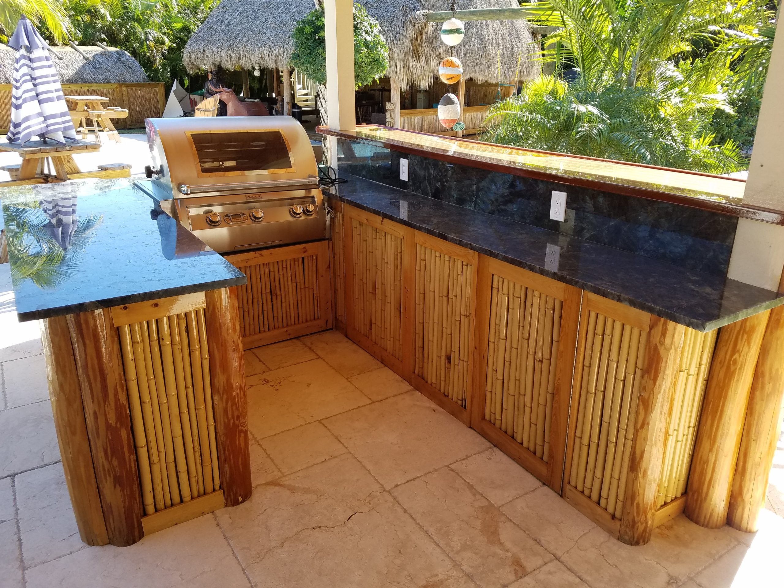 GUYTON Custom Outdoor Cabinetry 6